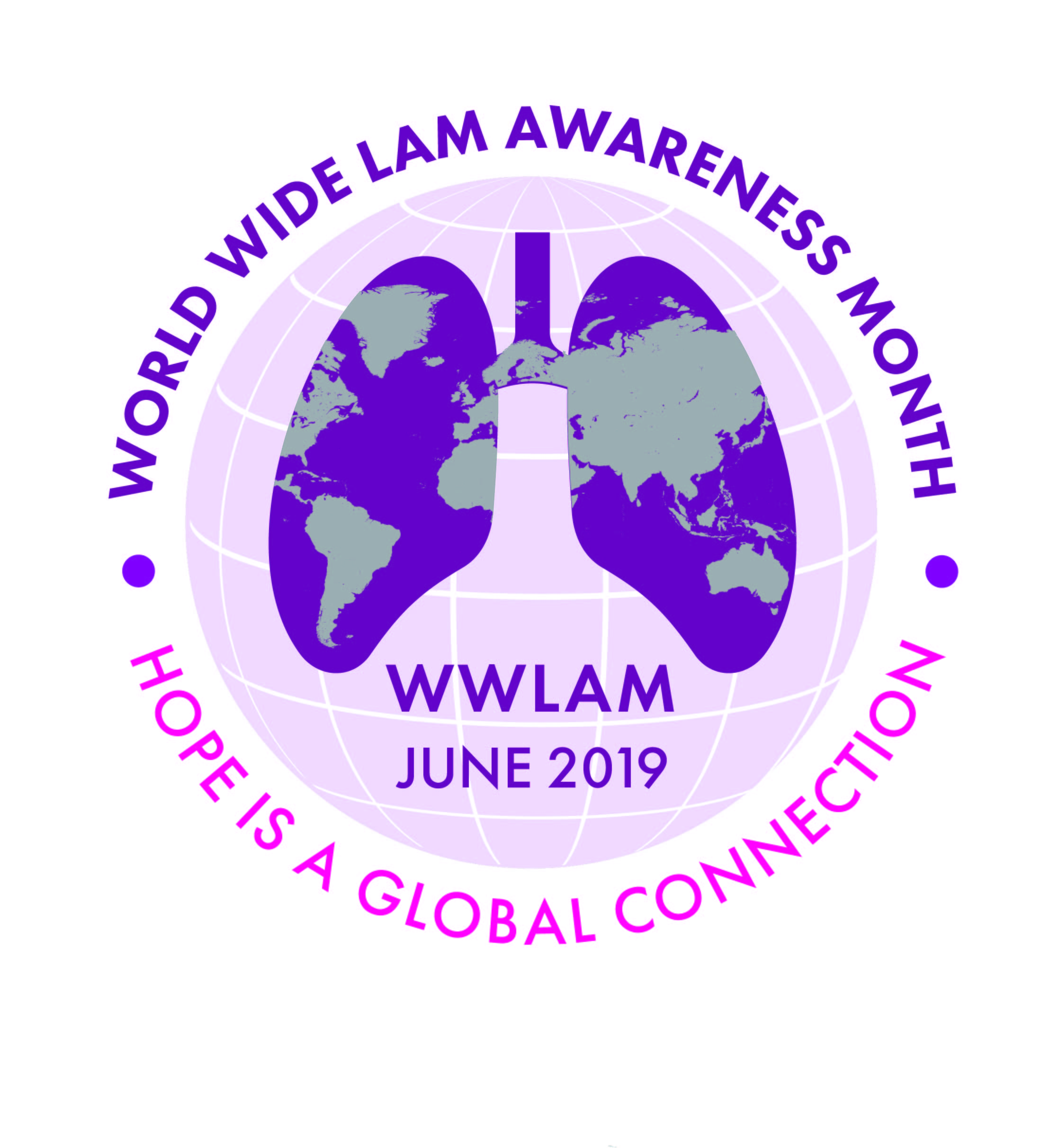 Worldwide LAM Awareness Month - Hope is a Global Connection